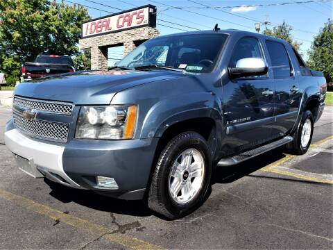 2008 Chevrolet Avalanche for sale at I-DEAL CARS in Camp Hill PA