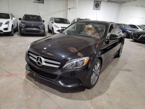 2017 Mercedes-Benz C-Class for sale at A & J Enterprises in Dallas TX