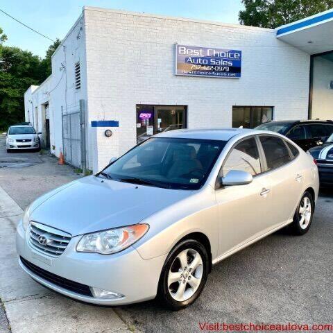 2010 Hyundai Elantra for sale at Best Choice Auto Sales in Virginia Beach VA