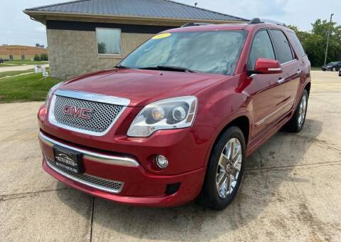 2012 GMC Acadia for sale at Auto House of Bloomington in Bloomington IL