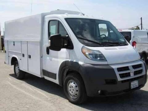 2014 RAM ProMaster Cutaway Chassis for sale at Atlantis Auto Sales in La Puente CA