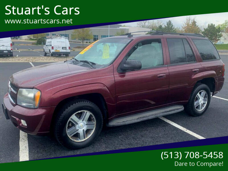 2007 Chevrolet TrailBlazer for sale at Stuart's Cars in Cincinnati OH