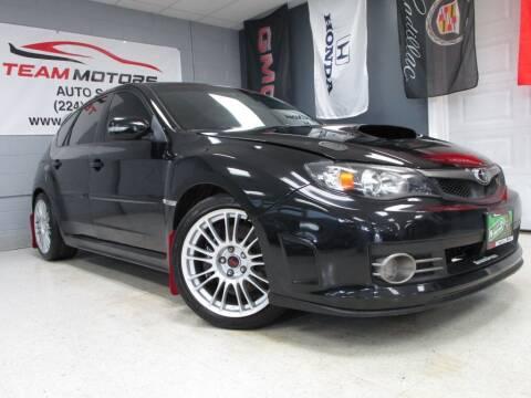 2010 Subaru Impreza for sale at TEAM MOTORS LLC in East Dundee IL