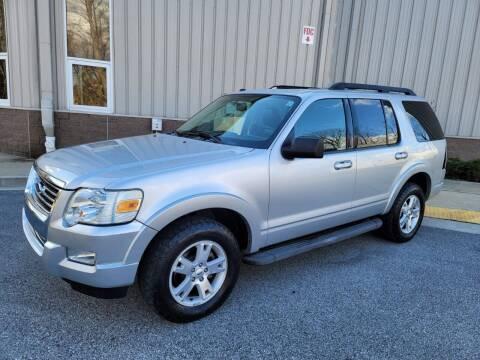 2010 Ford Explorer for sale at AMERICAR INC in Laurel MD