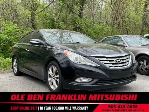 2011 Hyundai Sonata for sale at Ole Ben Franklin Mitsbishi in Oak Ridge TN