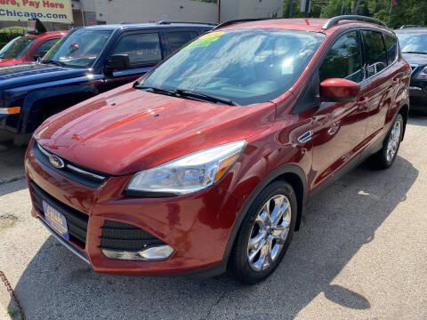 2014 Ford Escape for sale at 5 Stars Auto Service and Sales in Chicago IL