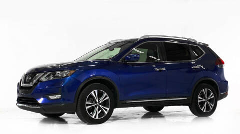 2018 Nissan Rogue for sale at Houston Auto Credit in Houston TX
