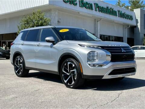 2022 Mitsubishi Outlander for sale at Ole Ben Franklin Mitsbishi in Oak Ridge TN