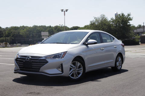 2019 Hyundai Elantra for sale at Auto Guia in Chamblee GA