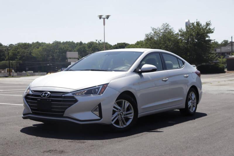 2019 Hyundai Elantra for sale at Auto Guia in Chamblee GA