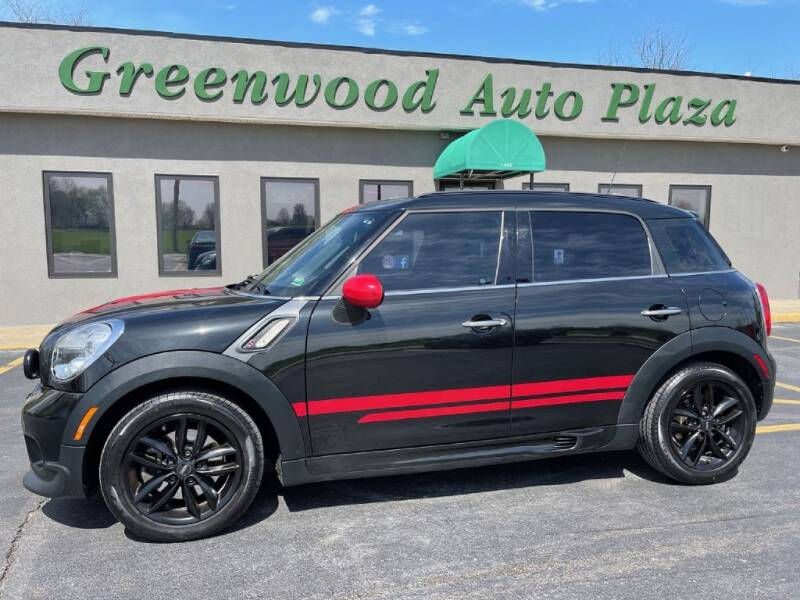 2012 MINI Cooper Countryman for sale at Greenwood Auto Plaza in Greenwood MO