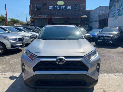 2019 Toyota RAV4 for sale at TJ AUTO in Brooklyn NY