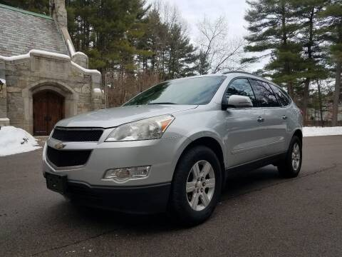 2010 Chevrolet Traverse for sale at ds motorsports LLC in Hudson NH
