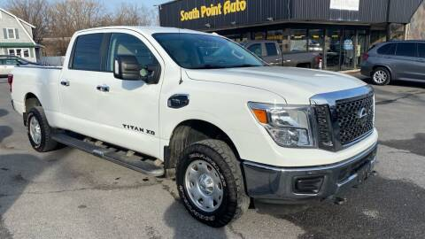 2017 Nissan Titan XD for sale at South Point Auto Plaza, Inc. in Albany NY