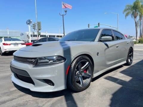 2018 Dodge Charger for sale at Carmania of Stevens Creek in San Jose CA