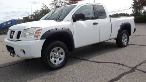 2004 Nissan Titan for sale at Jan Auto Sales LLC in Parsippany NJ