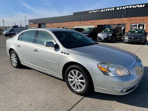 2011 Buick Lucerne for sale at Motor City Auto Auction in Fraser MI