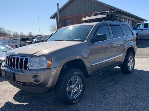 2005 Jeep Grand Cherokee for sale at CT Auto Center Sales in Milford CT