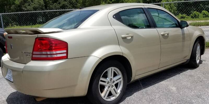 2010 Dodge Avenger for sale at GULF COAST MOTORS in Mobile AL
