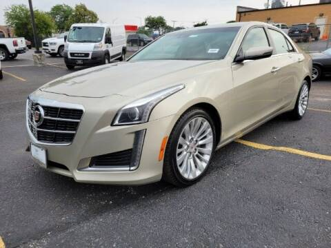 2014 Cadillac CTS for sale at Rizza Buick GMC Cadillac in Tinley Park IL