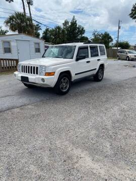 2006 Jeep Commander for sale at Lucky Motors in Panama City FL