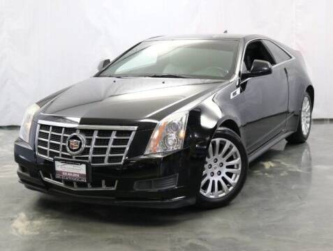2012 Cadillac CTS for sale at United Auto Exchange in Addison IL