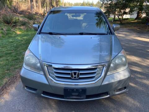 2010 Honda Odyssey for sale at Road Star Auto Sales in Puyallup WA