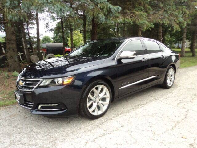2016 Chevrolet Impala for sale at HUSHER CAR COMPANY in Caledonia WI