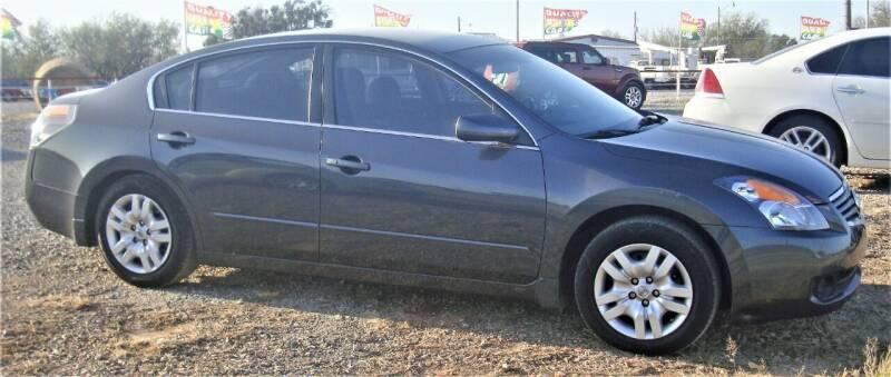 2009 Nissan Altima 2.5 S 4dr Sedan CVT - Wichita Falls TX
