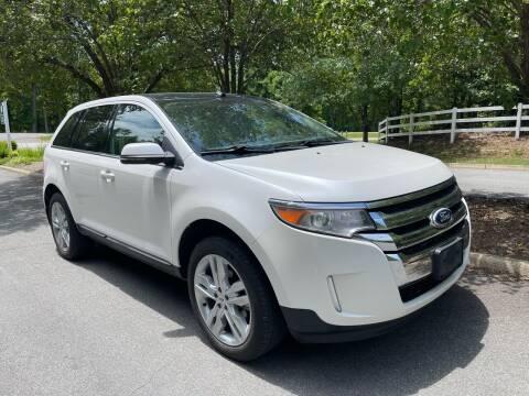 2013 Ford Edge for sale at Premier Auto Solutions & Sales in Quinton VA