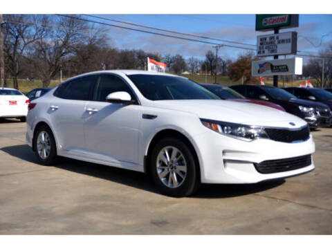 2017 Kia Optima for sale at Sand Springs Auto Source in Sand Springs OK