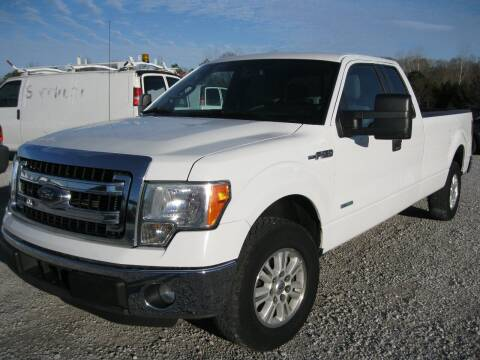 2014 Ford F-150 for sale at C H BURNS MOTORS INC in Baldwyn MS