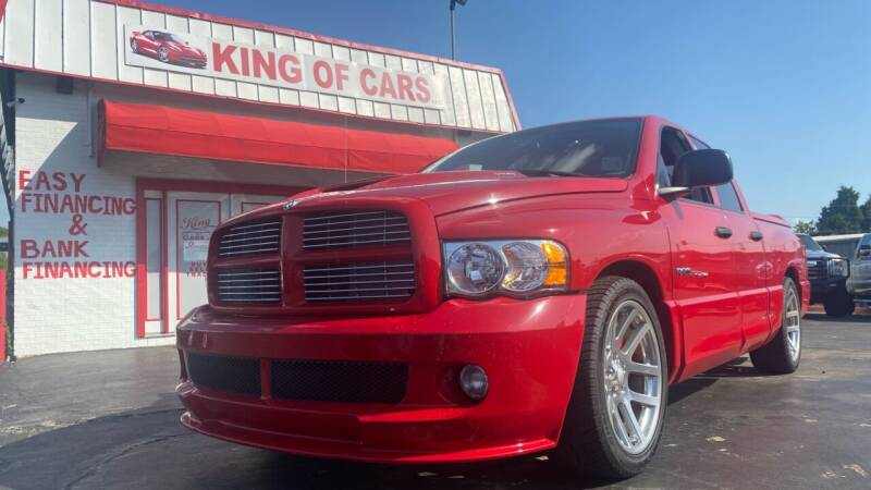 2005 Dodge Ram Pickup 1500 SRT-10 for sale at King of Cars LLC in Bowling Green KY