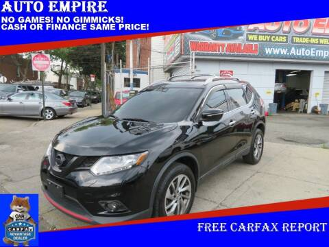 2015 Nissan Rogue for sale at Auto Empire in Brooklyn NY
