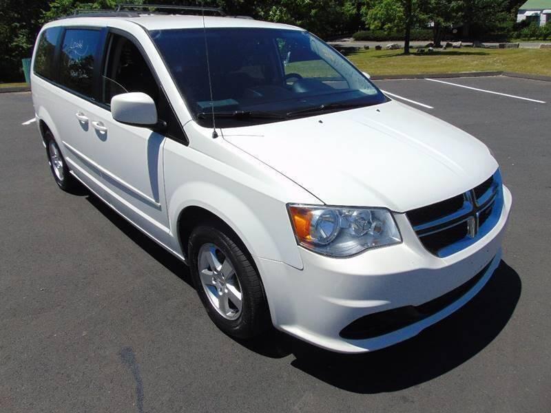 2012 Dodge Grand Caravan SXT 4dr Mini-Van - Waterbury CT