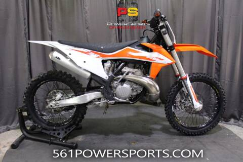 2019 KTM 250 SX for sale at Powersports of Palm Beach in Hollywood FL