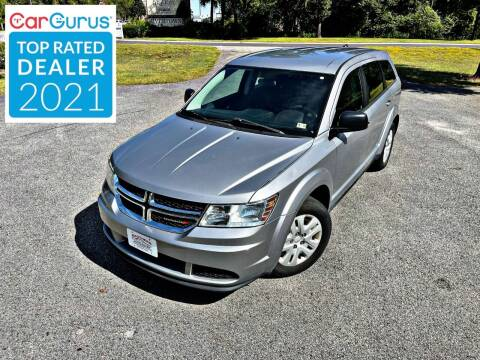 2015 Dodge Journey for sale at Brothers Auto Sales of Conway in Conway SC