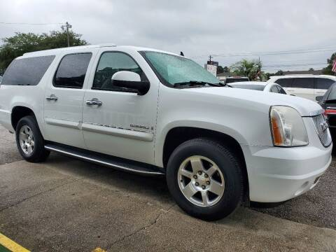 2007 GMC Yukon XL for sale at Rodgers Enterprises in North Charleston SC