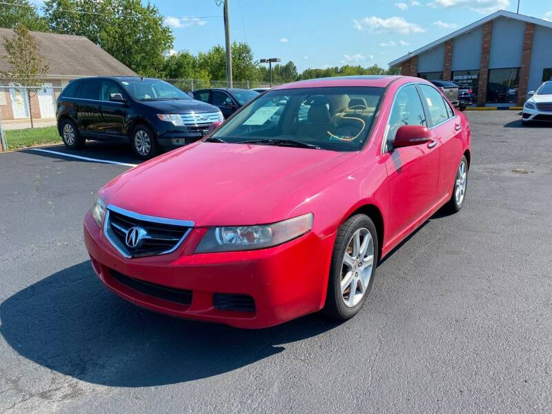 2005 Acura TSX for sale at Royal Auto Inc. in Columbus OH