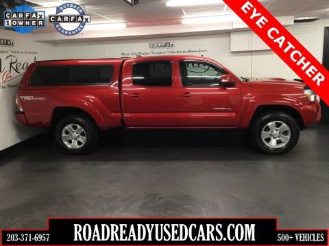 2015 Toyota Tacoma for sale at Road Ready Used Cars in Ansonia CT