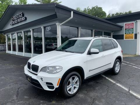 2013 BMW X5 for sale at Prestige Pre - Owned Motors in New Windsor NY