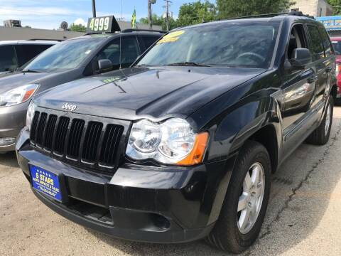 2009 Jeep Grand Cherokee for sale at 5 Stars Auto Service and Sales in Chicago IL