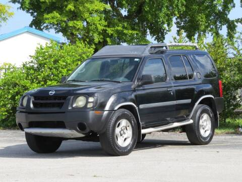 2003 Nissan Xterra for sale at DK Auto Sales in Hollywood FL