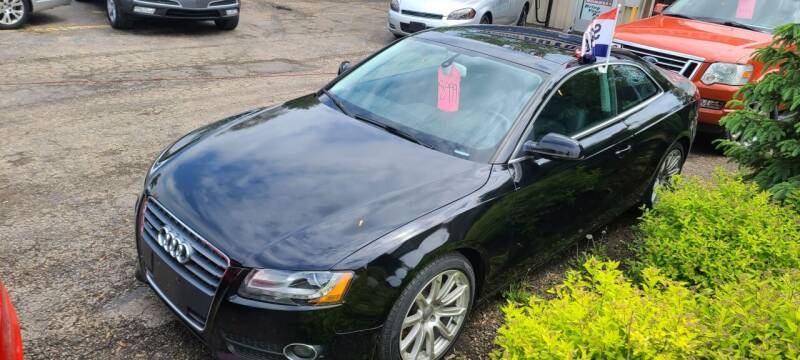 2011 Audi A5 for sale at Steve's Auto Sales in Madison WI