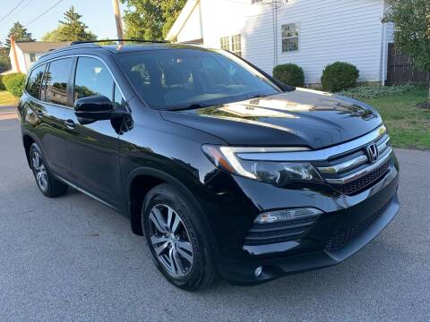 2016 Honda Pilot for sale at Via Roma Auto Sales in Columbus OH