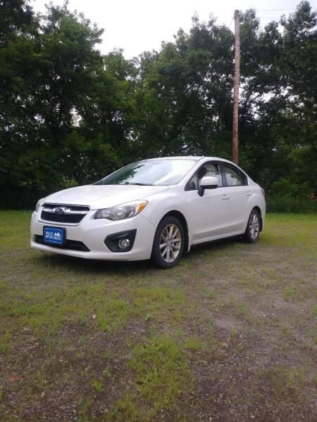 2013 Subaru Impreza for sale at Valley Motor Sales in Bethel VT