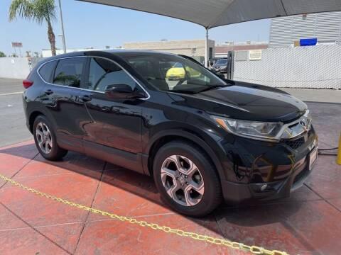 2017 Honda CR-V for sale at Nissan of Bakersfield in Bakersfield CA