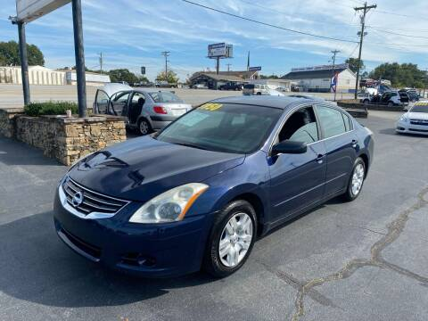 2012 Nissan Altima for sale at Import Auto Mall in Greenville SC