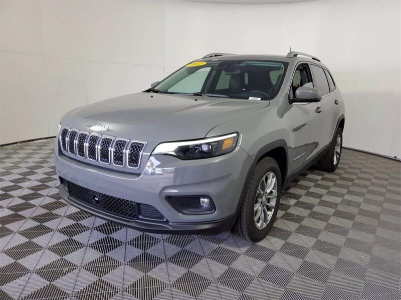 2021 Jeep Cherokee for sale in Pompano Beach, FL