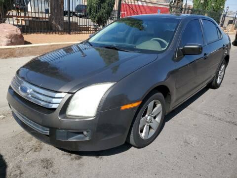 2006 Ford Fusion for sale at DPM Motorcars in Albuquerque NM